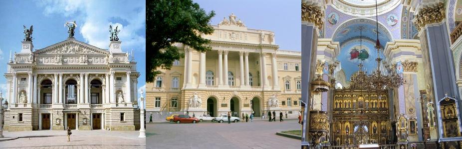 Atrakcje turystyczne Lwowa